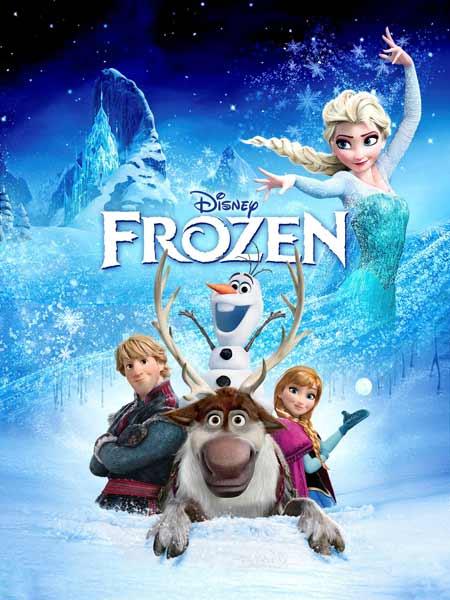 15 Film Dengan Pendapatan Paling Besar Di Dunia - Frozen