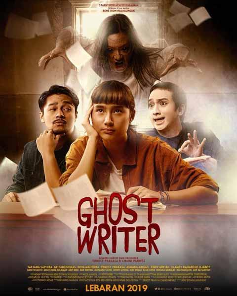 Film bioskop Juni 2019 - Ghost Writer