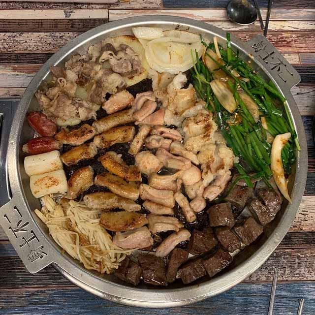 Masakan Korea Enak dan Lezat - Gopchang