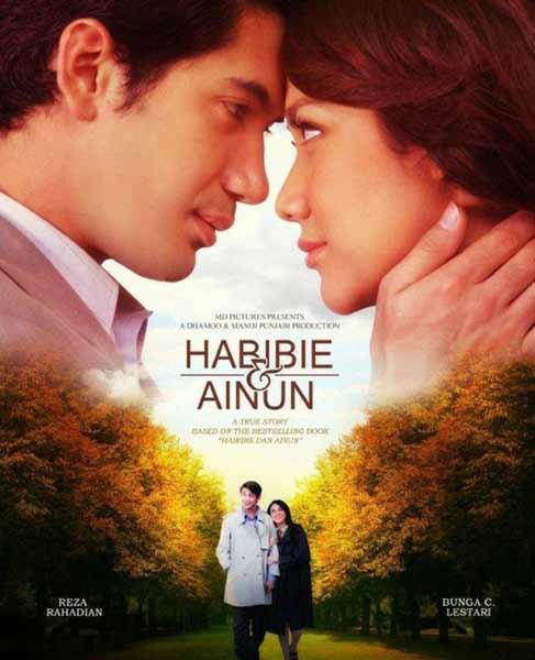 Daftar Film Indonesia Dengan Pendapatan Terbesar - Habibie dan Ainun