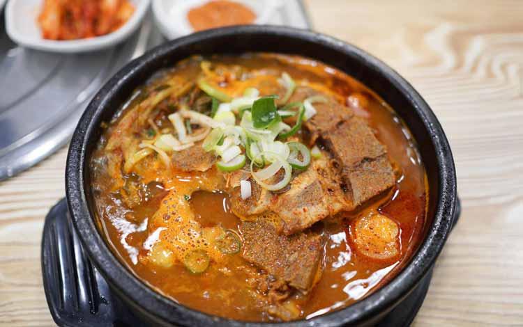 Masakan Korea Enak dan Lezat - Haejangguk