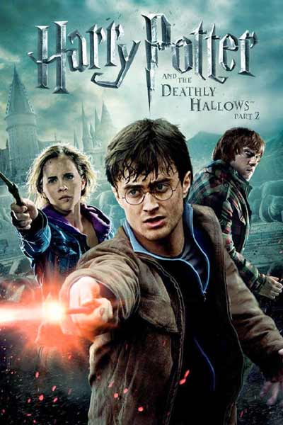 15 Film Dengan Pendapatan Paling Besar Di Dunia - Harry Potter and the Deathly Hallows Part 2