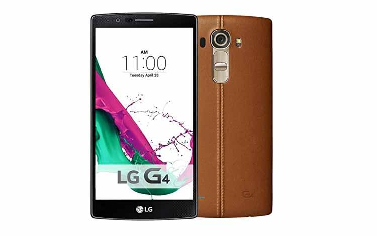 Hp Andoid Dengan Kamera Selfie Terbaik Dibawah 2 Juta - LG G4