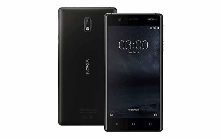 Hp Andoid Dengan Kamera Selfie Terbaik Dibawah 2 Juta - Nokia 3