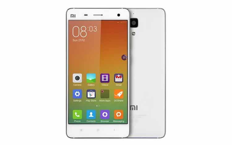 Hp Andoid Dengan Kamera Selfie Terbaik Dibawah 2 Juta - Xiaomi Mi 4
