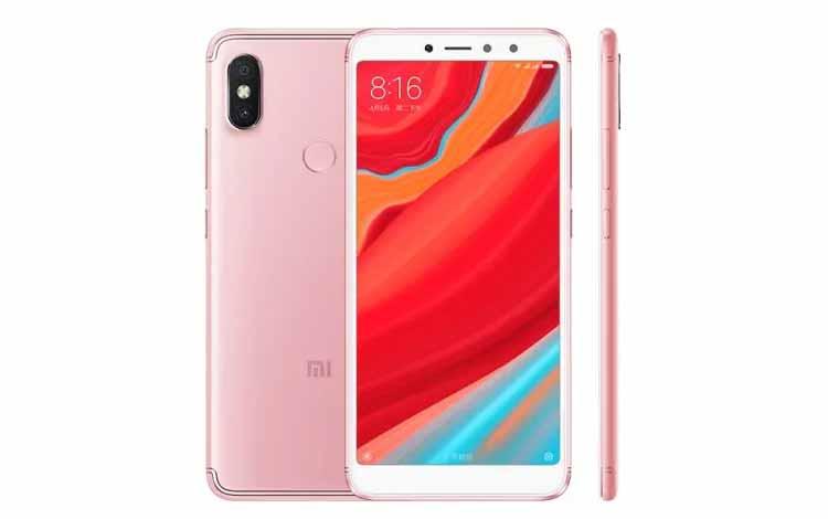 Hp Andoid Dengan Kamera Selfie Terbaik Dibawah 2 Juta - Xiaomi Redmi S2
