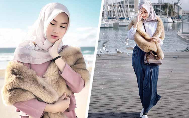Selebgram Hijabers Indonesia - Indah Nada Puspita