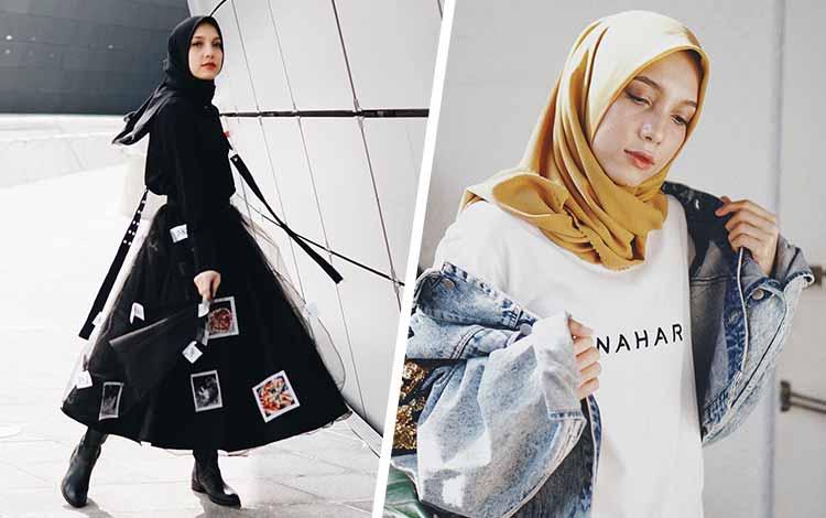 Selebgram Hijabers Indonesia - Jenahara Nasution