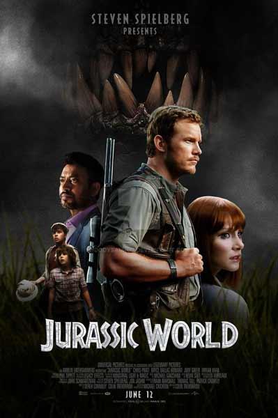 15 Film Dengan Pendapatan Paling Besar Di Dunia - Jurassic World