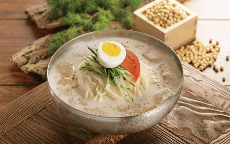 Masakan Korea Enak dan Lezat - Kongguksu