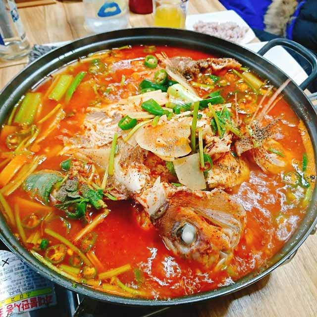 Makanan Korea Dengan Rasa Yang Super Lezat - Maeuntang