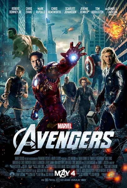 15 Film Dengan Pendapatan Paling Besar Di Dunia - Marvel's The Avengers