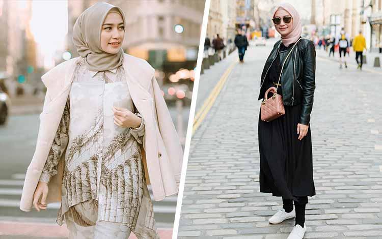 Selebgram Hijabers Indonesia - Mega Iskanti