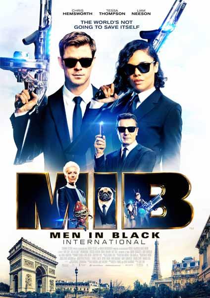 Film bioskop Juni 2019 - Men In Black : International