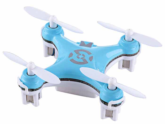 Merek Drone Berkualitas Dengan Harga Terjangkau - Cheerson CX-10 Mini