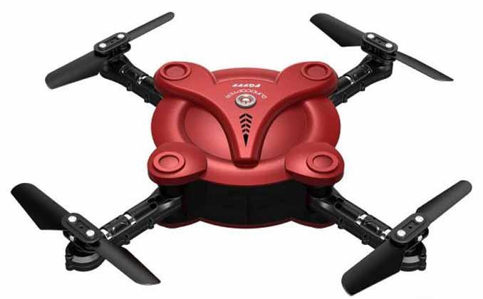 Merek Drone Berkualitas Dengan Harga Terjangkau - Kidcia RC Quadcopter