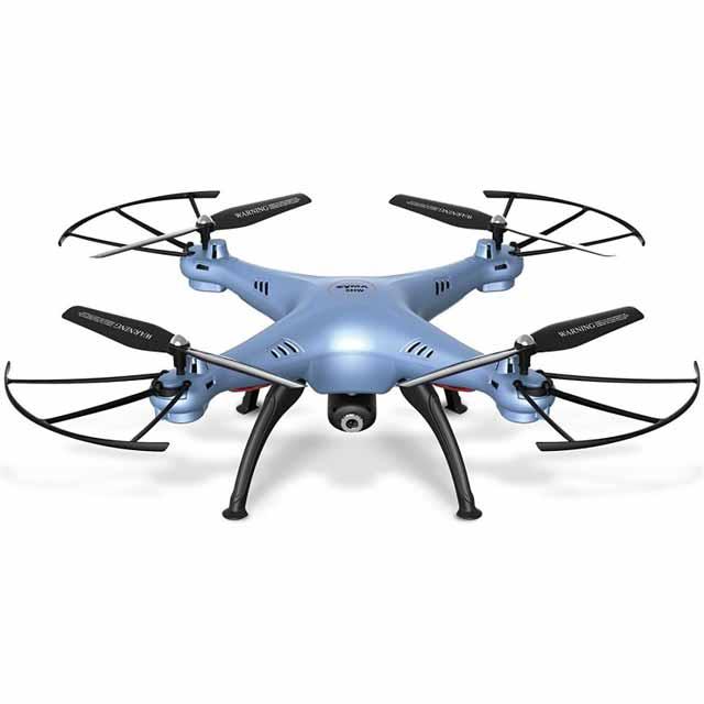 Merek Drone Berkualitas Dengan Harga Terjangkau - Syma FPV Real-Time X5HW