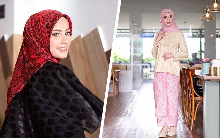 Selebgram Hijabers Indonesia - Mouzalina