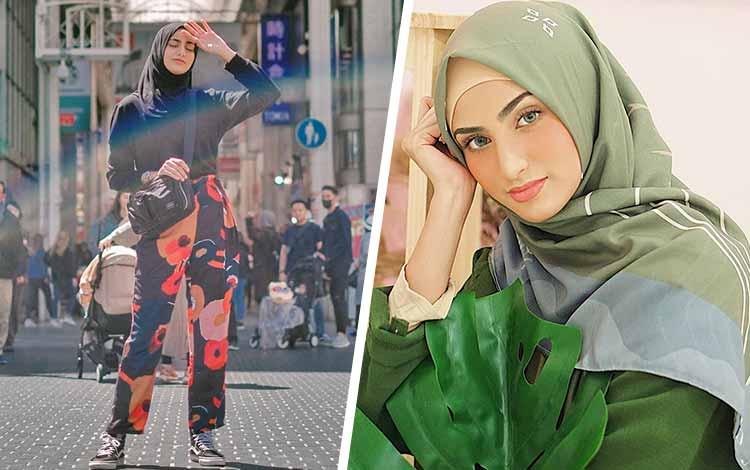 Selebgram Hijabers Indonesia - Munira Agile