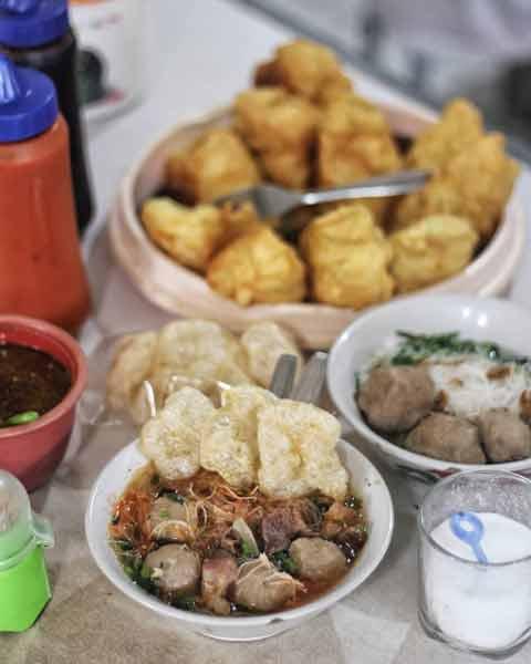 Tempat makan bakso terenak di Jakarta - Nikki Bakso Daging Sapi