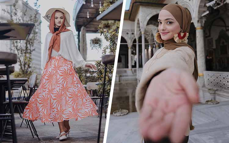 Selebgram Hijabers Indonesia - Nisma Bahanan