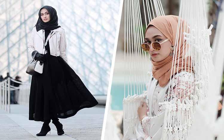Selebgram Hijabers Indonesia - Shella Alaztha