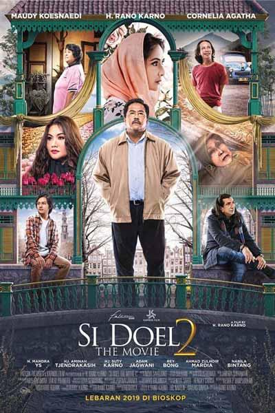 Film bioskop Juni 2019 - Si Doel The Movie 2