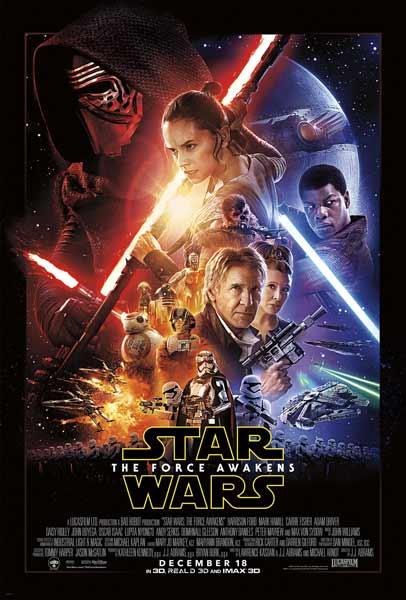 15 Film Dengan Pendapatan Paling Besar Di Dunia - Star Wars: The Force Awakens