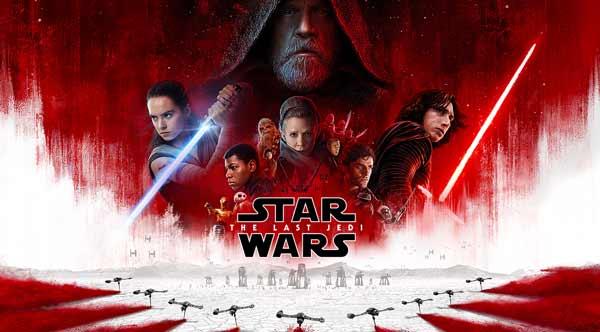 15 Film Dengan Pendapatan Paling Besar Di Dunia - Star Wars:The Last Jedi