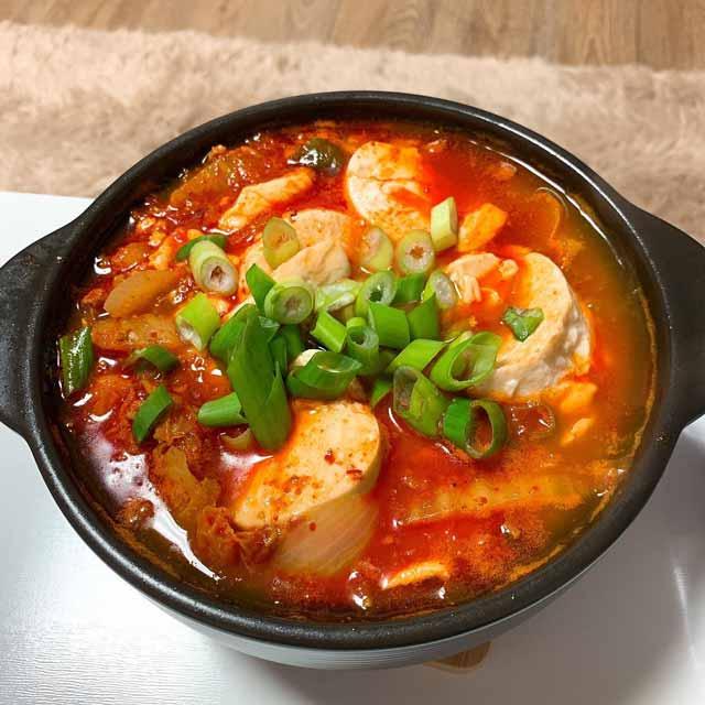 Masakan Korea Enak dan Lezat - Sundubu-Jjigae