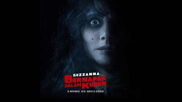 Daftar Film Indonesia Dengan Pendapatan Terbesar - Suzzanna: Bernapas dalam Kubur