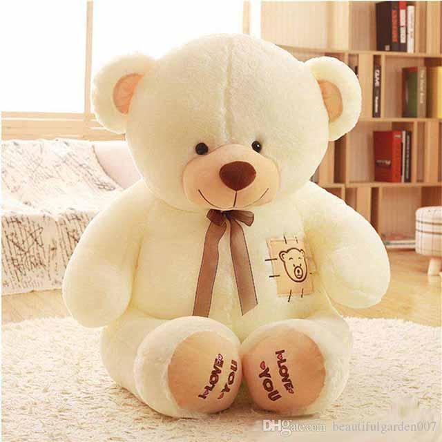 Aneka Jenis Boneka Di Dunia Dengan Tampilan Unik Dan Menarik - Teddy Bear