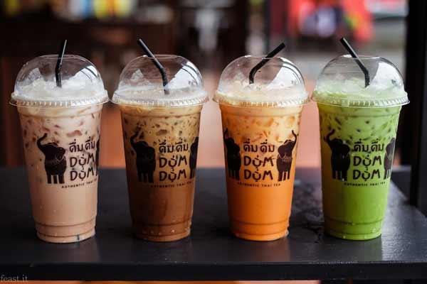 Aneka Kuliner Kekinian Yang Ternyata Bahaya Bagi Kesehatan - Thai Tea
