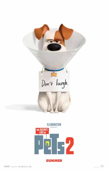 Film bioskop Juni 2019 - The Secret Life of Pets 2