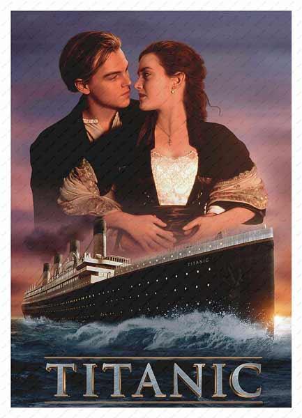 15 Film Dengan Pendapatan Paling Besar Di Dunia - Titanic