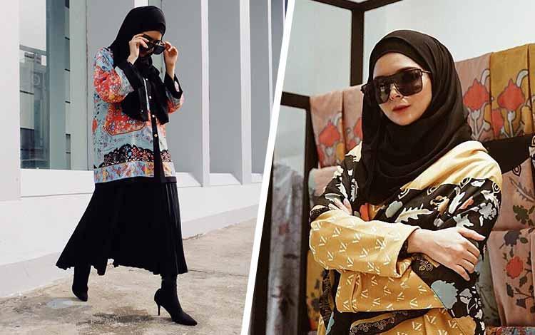 Selebgram Hijabers Indonesia - Vivi Zubedi