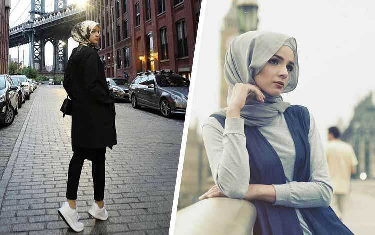 Selebgram Hijabers Indonesia - Zahrah Zubaidah