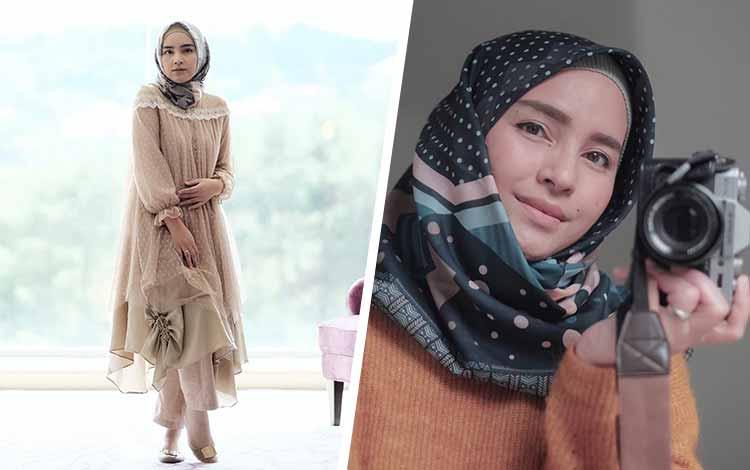 Selebgram Hijabers Indonesia - Zahratul Jannah