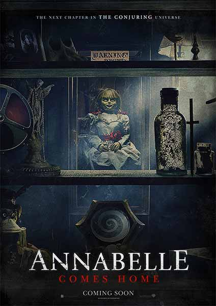Film bioskop Juni 2019 - Annabelle Comes Home
