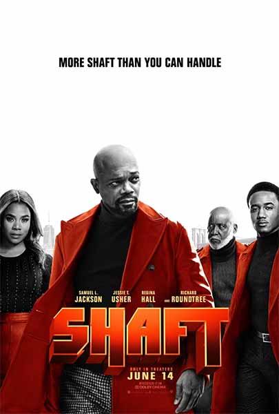 Film bioskop Juni 2019 - Shaft