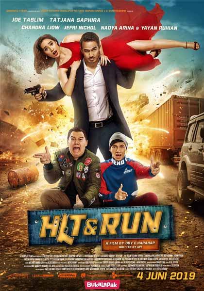 Film bioskop Juni 2019 - Hit and Run
