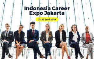 Lowongan Kerja Terbaru Juni 2019 - Indonesia Career Expo Jakarta