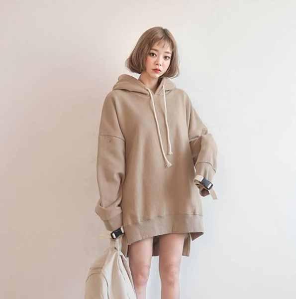 Aneka Model Jaket Wanita Yang Bakal Membuatmu Tampil Makin Gaya - Jaket hoodie