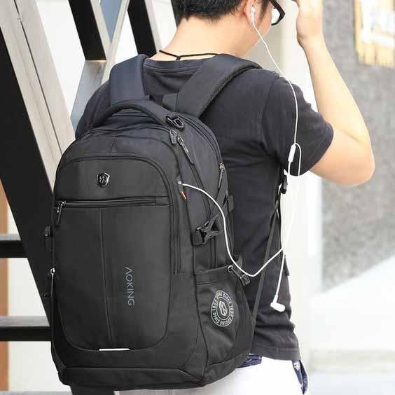 Berbagai Jenis Tas Pria - Backpack