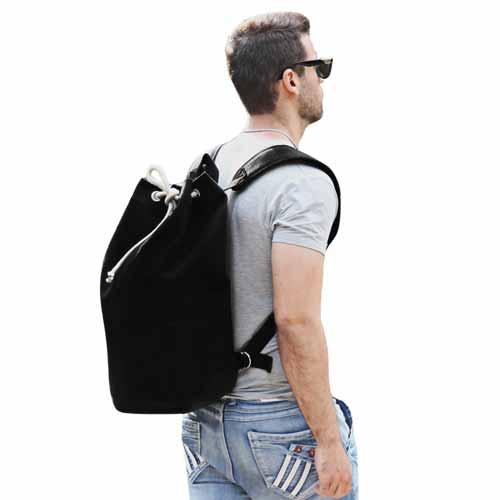 Berbagai Jenis Tas Pria - Bucket Bag