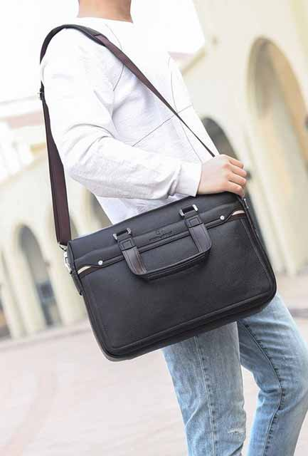Berbagai Jenis Tas Pria - Laptop Bag