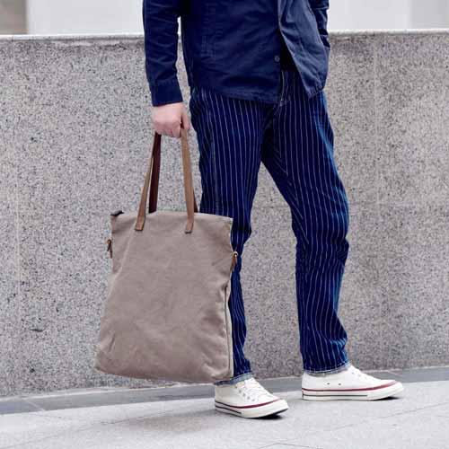 Berbagai Jenis Tas Pria - Tote Bag