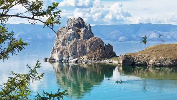 Daftar Danau Terbesar Di Dunia Yang Membuatmu Takjub - Danau Baikal
