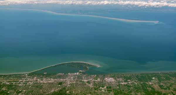 Daftar Danau Terbesar Di Dunia Yang Membuatmu Takjub - Danau Erie