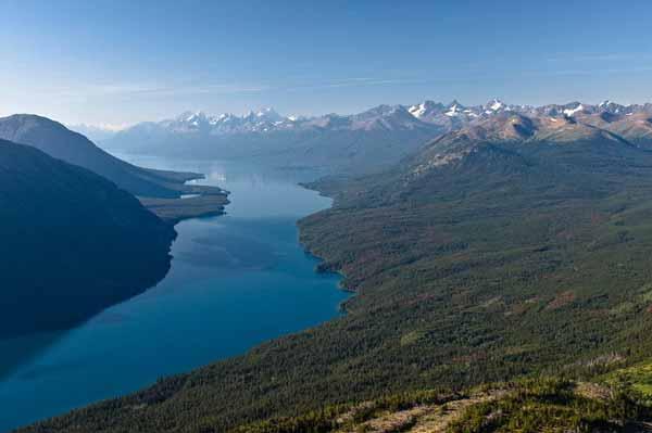 Daftar Danau Terbesar Di Dunia Yang Membuatmu Takjub - Danau Great Bear